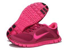 https://www.sportskorbilligt.se/  1479 : Nike Free 4.0 V3 Dam Rosa Rosa Röd SE542049DqGnHGLRP
