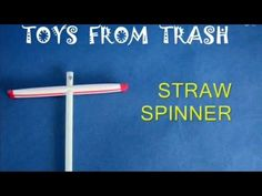 (1) STRAW SPINNER - ENGLISH - 6 MB - YouTube