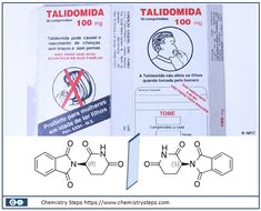 Thalidomide-How stereoisomers can have complete different properties - Chemistry Steps Anti Nausea, Chemistry Lessons, 30, Canning, Women, Home Canning, Conservation
