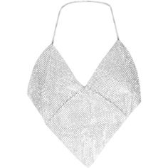 Designer Clothes, Shoes & Bags for Women Sparkly Outfits, Rave Outfits, Kpop Outfits, Edgy Outfits, Fashion Outfits, Crystal Bralette, Look Festival, Burning Man Fashion, Aesthetic Shirts