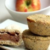 The perfect festive fall dessert, without the extra calories. Make these miniature apple pies tonight!