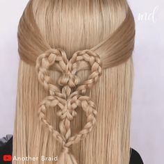Hi, you need these 3 Valentine& day hairstyles this year! By: Braid Hi, you need these 3 Valentines day hairstyles this year! Valentine's Day Hairstyles, Braided Hairstyles, Female Hairstyles, Bun Hairstyle, Medium Hairstyles, Wedding Hairstyle, Girl Hair Dos, Hair Upstyles, Valentines Day Makeup