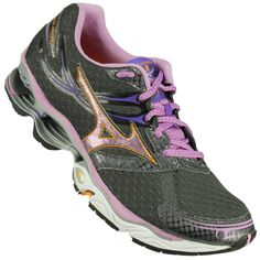 Mizuno Wave Creation 14 Feminino R$649.90 #Mizuno