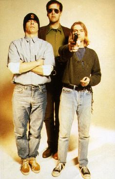 Nirvana @ Paris, FR , 02/14/94 Photographer: Youri Lenquette.