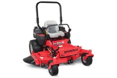 Commercial Pro-Turn 400 XDZ Series from Gravely, A Div. of Ariens Co.    #Gravely #Pro-Turn 400
