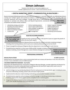 cv succeed tutorials example of good and bad cv formatting cv writing pinterest