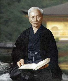 Sensei Gichin Funakoshi of Shotokan Karate