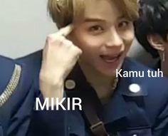 New Memes Relatable Kpop Ideas Memes Funny Faces, Funny Kpop Memes, Chat Messenger, K Meme, Memes In Real Life, Cartoon Jokes, Jung Jaehyun, New Memes, K Idol