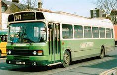 VWA36Y Road Transport, Bus Coach, Coaches, Buses, School, Classic, Modern, Vintage, Derby