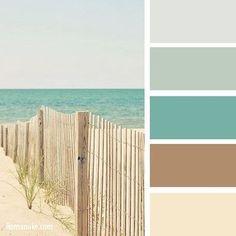 Сочетание цветов #сочетаниецветов #лето #отдых #море