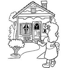 Image result for goldilocks colouring sheet