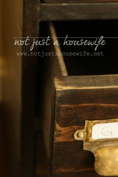 how to make a subject card catalog
