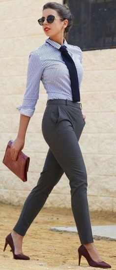 Perfect Work Office Outfit Ideas 29