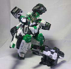 NG 1/100 Gundam Virtue KrazyTong Custom