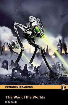 """New """"The War of The Worlds"""" by H G Wells"""