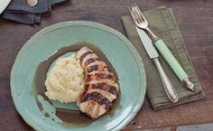 Peito de frango com laranja e purê de batatas: receita da Rita Lobo - Receitas - Receitas GNT Chefs, Quick Easy Meals, Food Porn, Food And Drink, Yummy Food, Toque, Healthy Recipes, Chicken, Cooking