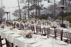 Photography: Jo Ann Manolis Photography Venue: Private Residence Wedding design/coordination: Coastside Couture Floral: Laughing Gal Floral #CoastsideCouture #PrivateEstateWedding #PebbleBeachWedding
