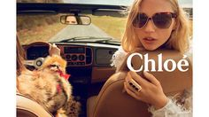 Chloe Fall 2014 featuring Sasha Pivovarova and Andreea Diaconu. See more stellar ad campaigns from Fall 2014 here!