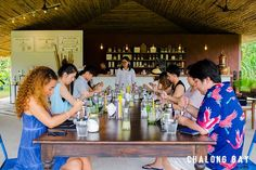 Chalong Bay Cocktail Workshop provided by Chalong Bay Rum Distillery & Restaurant | Patong, Kathu - TripAdvisor