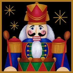 'Nutcracker and Drums' By Stephanie Stouffer