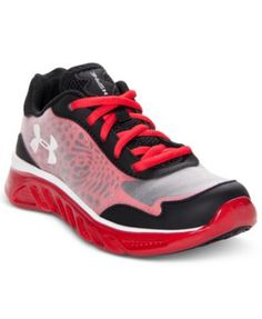 under armour running shoes for kids