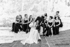 Amalfi Coast Wedding Inspiration  Find out more on www.amalficoastwedding.photos  Catholic wedding in Atrani, the smallest town in Italy, on the Amalfi Coast.  Destination wedding photographers - Amalfi Coast - Italy