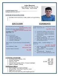 Image Result For Resume Format Download In Ms Word 2007 Pdw Cv