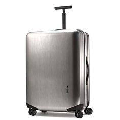 Samsonite Luggage Inova Spinner, Metallic Silver, One Size for sale