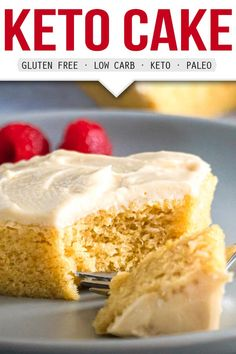 A throw-together 3 Minute Keto Cake recipe, cooked in the microwave. A perfect quick fix sweet treat when you're craving something, but still want to be healthy. Only 6 simple ingredients needed! Low-Carb. Keto. Gluten-Free. Paleo. #recipe #keto #ketorecipes #ketodietrecipes #ketodietforbeginners #ketorecipeseasy #ketorecipesdinner #lowcarbrecipes #lowcarbdinner #easyrecipe #easydinnerideas #easydinnerrecipes #glutenfree #glutenfreerecipes #easylowcarbrecipes Low Carb Summer Recipes, Healthy Cake Recipes, Dessert Recipes, Keto Recipes, Healthy Food, Keto Sweet Snacks, Sweet Treats, Gluten Free Cakes, Gluten Free Desserts