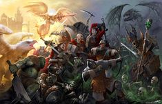 Heroes of Might & Magic V by Leohao73 on deviantART