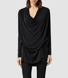Amei Long Sleeved Top