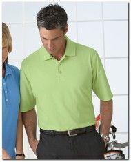 $25.65 > Ashworth 4570 Men's High Twist Cotton Tech Polo - Available Colors: 8, Size Range: S - 4XL