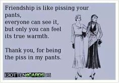 Thanks to all the people who's been the piss in my pants     quote , quotes , frienship   