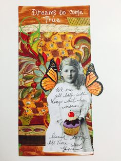 Journal page by Kim Collister