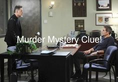 """""""Days of Our Lives"""" spoilers for Tuesday, December 22, tease that Rafe (Galen Gering) will discover new info that could help him solve Dr. Malcolm's murder"""