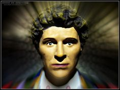 The Doctor's Sixth Incarnation by >Rooners, via Flickr
