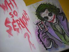 Joker- by celson kisler
