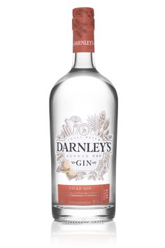 We're loving the new look of Darnley's View Spiced Gin.  Serve with ginger ale and orange garnish for the perfect serve.