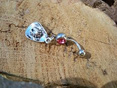 Hey, I found this really awesome Etsy listing at http://www.etsy.com/listing/125629528/cowgirl-hat-belly-button-ring