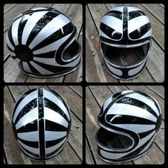 Now this I could say would be a helmet I would love sporting