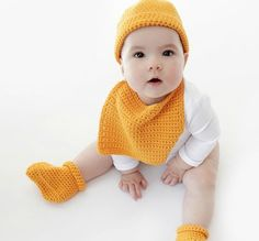 Wool & The Gang handknit baby layette or knit patterns to benefit Every Mother Counts