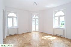 mit 3 Zimmern und hofseitigen Balkonen - www. Tile Floor, Flooring, Condominium, Real Estates, Projects, Homes, Tile Flooring, Wood Flooring, Floor