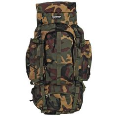 Backpacking Hiking Camping Survival Bug Out Bag Alice Pack Transport Backpack | eBay