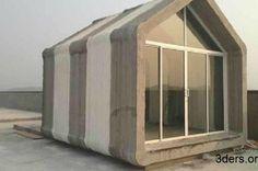 3D printer house