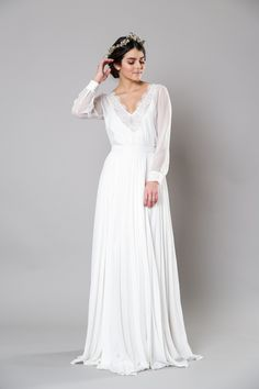 Teresa Wedding Dress from Sally Eagle Bridal's Collection
