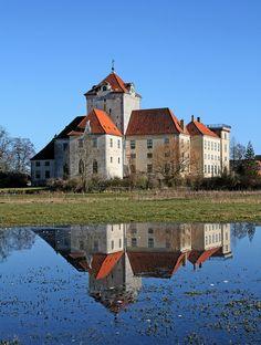Gjorslev Castle, Denmark