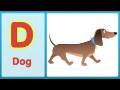 The D Song (Uppercase)   Super Simple ABCs - YouTube
