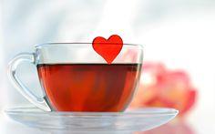 Herbata, Filiżanka, Serduszko