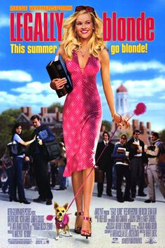 Legally Blonde - watched it but not one I would like to watch repeatedly