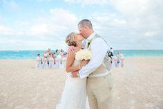 Seaside Tropical Destination Wedding | Artfully Wed Wedding Blog